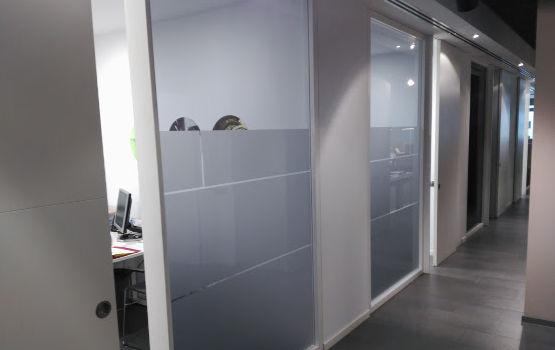 RimonGlass Mampara de despacho