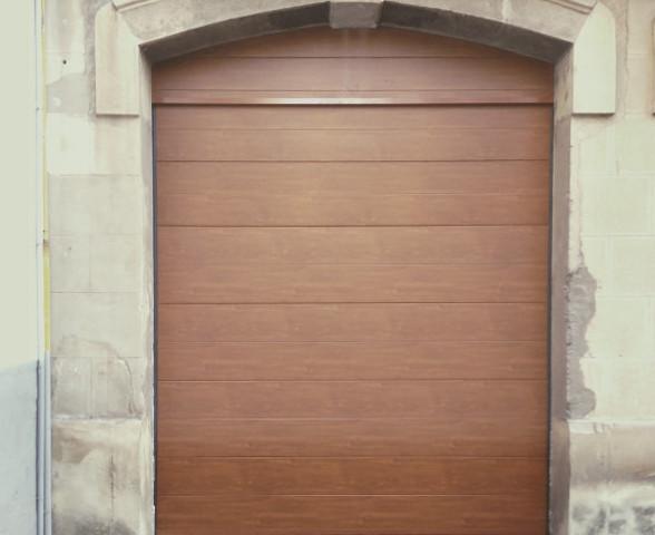 Reforma Puerta Garage RimonGlass