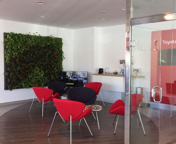 Mampara oficina RimonGlass